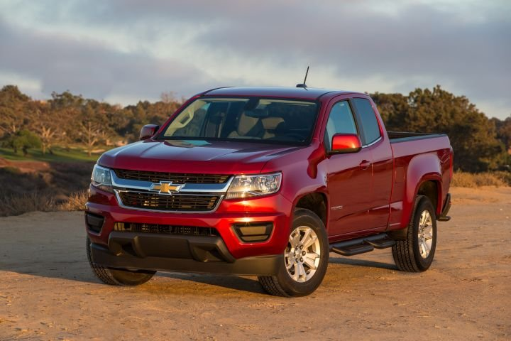 Midsize pickups such as the Chevrolet Colorado (shown) are providing low TCO for fleet managers who add them to their fleets.