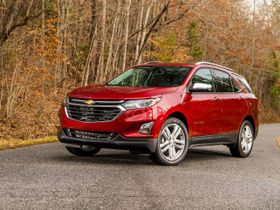 2020 Chevrolet Equinox Recalled for Brake Calipers