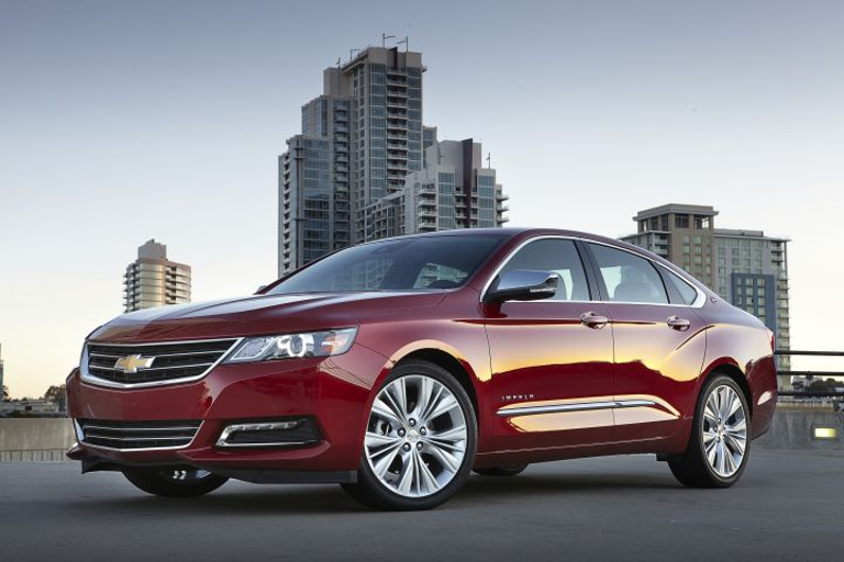 GM will continue production of its Chevrolet Impala midsize sedan (shown) and Cadillac CT6 until...