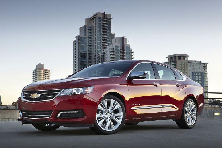 GM Extends Chevrolet Impala Production