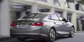 GM Discontinues Malibu Hybrid for 2020