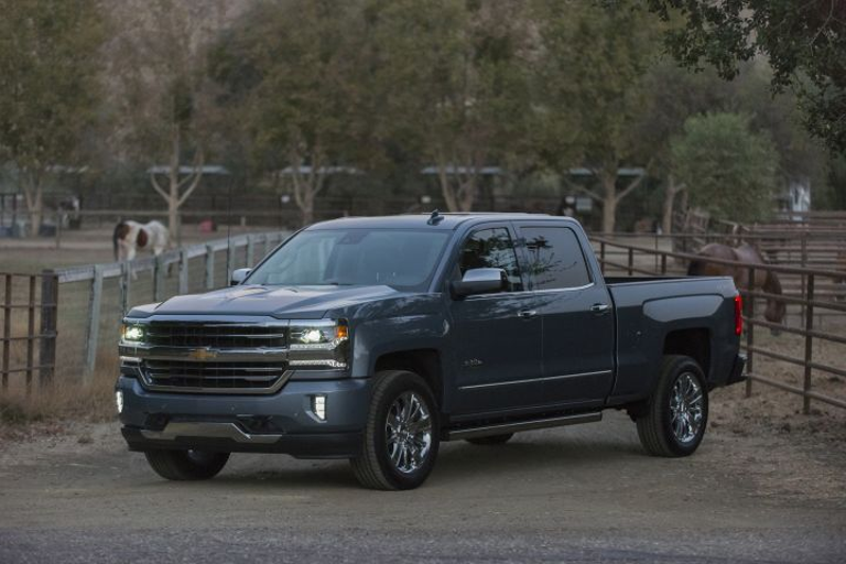 Chevrolet will sell its third-generation 2019 Silverado LD (shown) alongside its...