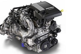 2019 Chevrolet Silverado 1500's Diesel Power Ratings Released