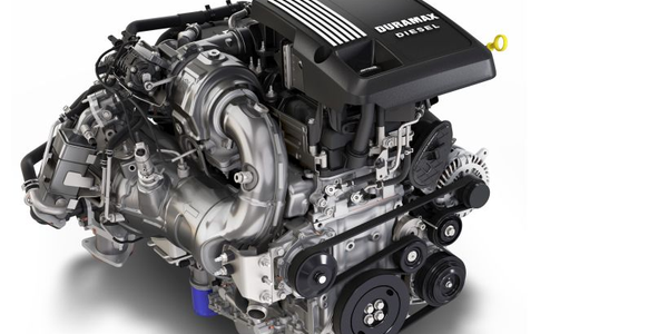 GM's Duramax 3.0L V-6 turbodiesel will offer 277 hp and 460 lb.-ft. of torque when it goes on...