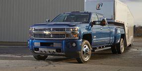 GM Recalls Chevrolet Silverado 3500 Trucks for Fuel Tanks