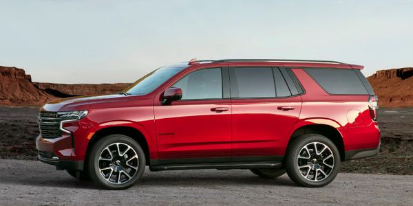 Chevrolet's Tahoe (RST model shown) and Suburban large SUVs enter new generations with diesel...