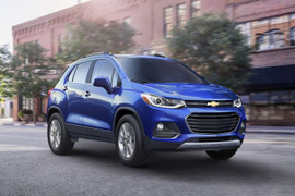Chevrolet Trax Recalled for Lower Control Arms