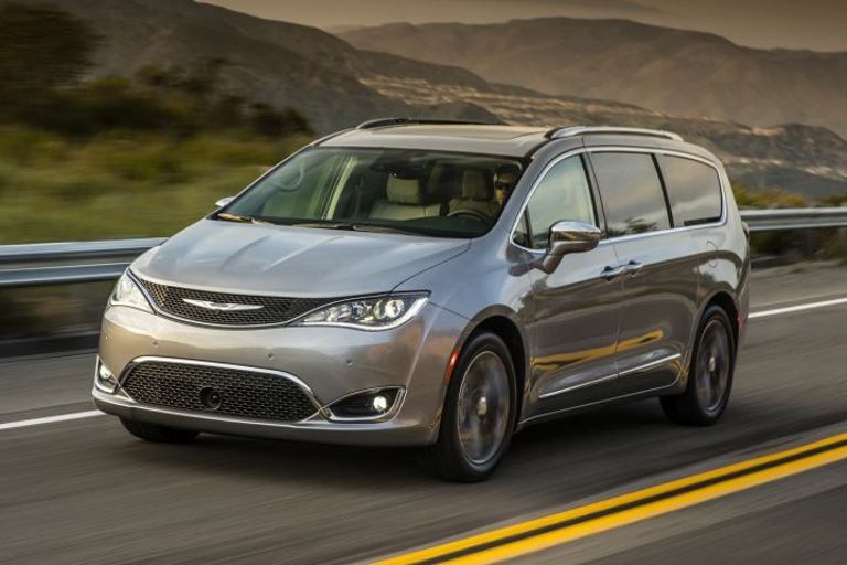 The 2019 Chrysler Pacifica base LX will offer six options available only to fleet customers.