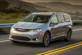 FCA Recalls Chrysler Minivans for Control Arm