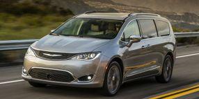 FCA Recalls Chrysler Pacifica Vans for Video Defect