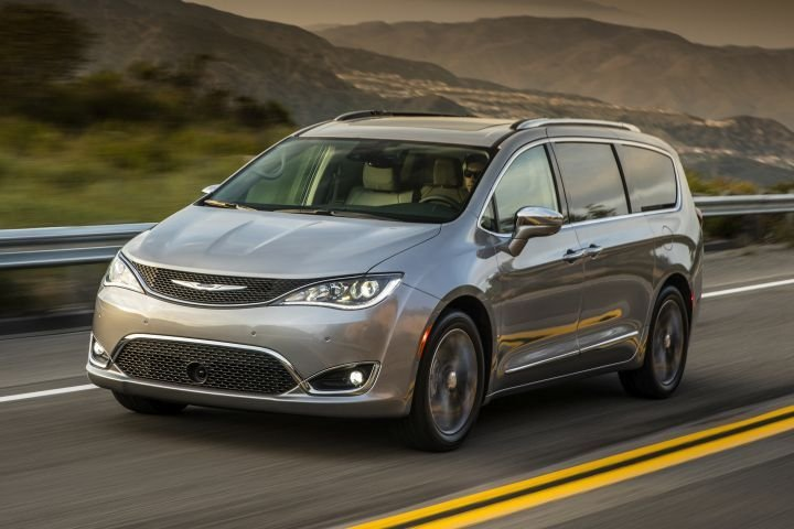 FCA is recalling its 2018 Chrysler Pacifica minivans for a possible defect involving the control arm.