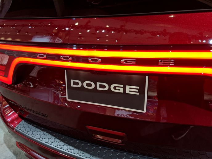 The Dodge brand moved up five slots to eight for reliability in the annual Consumer Reports report. - Photo by Eric Gandarilla.