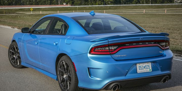 FCA is recalling three 2019 sedans, including the Dodge Charger (shown), for a possible defect...