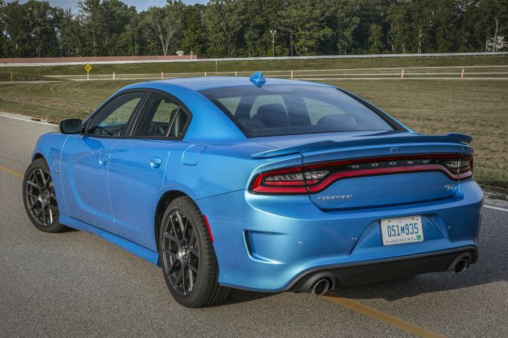 FCA is recalling three 2019 sedans, including the Dodge Charger (shown), for a possible defect involving the instrument cluster software.