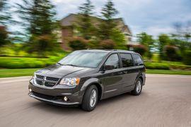 Dodge Grand Caravan Recalled for Seat Strikers