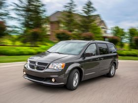 Dodge Grand Caravan Recalled for Seat Strikers