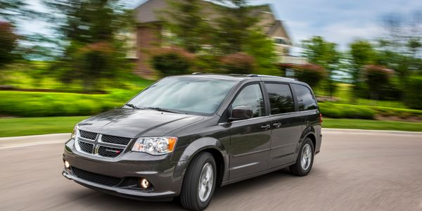 Dodge is recalling its Grand Caravan minivan for a seat defect.