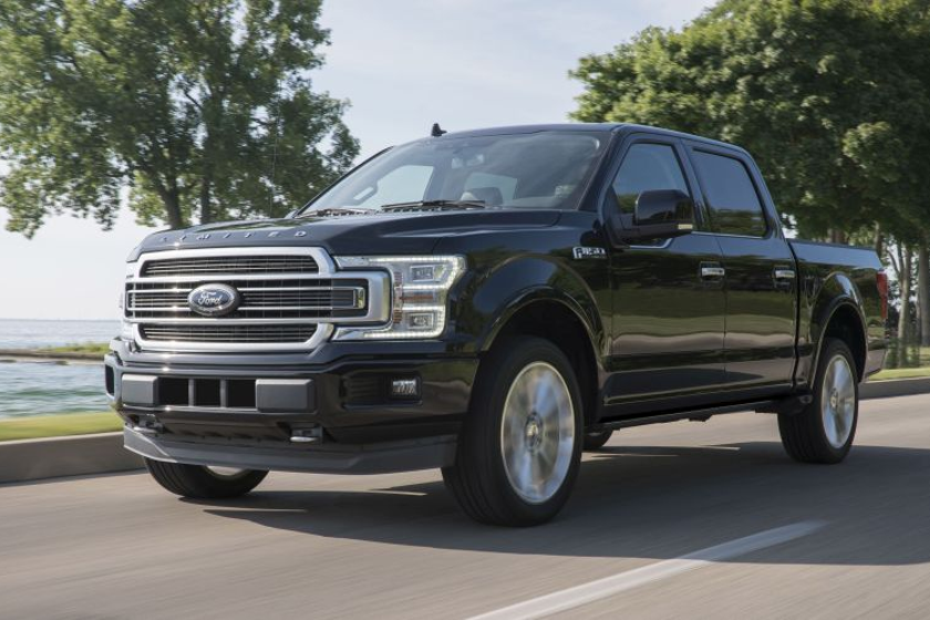 Ford will offer three tiers of fleet incentives with its 2019 F-150 pickup.
