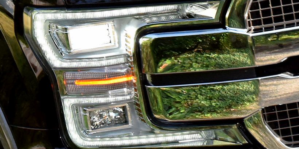 Headlight repairs can often exceed $1,000, according to IIHS.