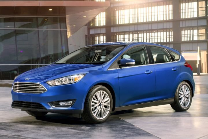 Ford is recalling more than 1.2 million Focus compact cars for a possible fuel system defect.