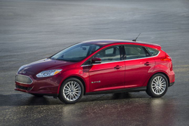 Ford Recalls Three Electric Cars