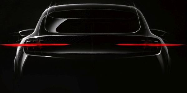 Ford is planning to introduce a Mustang-inspired fully electric SUV by 2020.