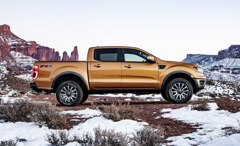 Ford Announces 2019 Ranger Fleet Options