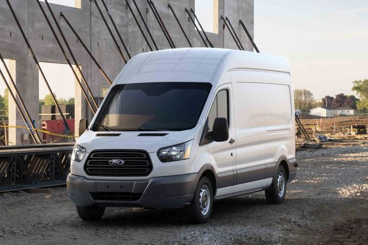 Ford's Transit cargo van was one of 37 vehicles named by Vincentric to have the best certified-pre-owned value over five model years.