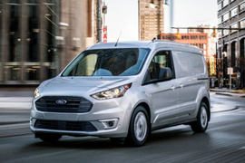 Ford Offers Fleet-Only Options for 2019 Transit Connect