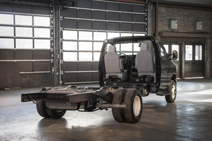 Ford Updates Incomplete Vehicle Platforms - Vehicle ...