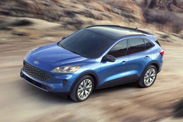 Ford's 2020 Escape adds new engines as it enters its fourth generation.