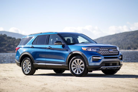 Ford Recalls 2020 Explorer for Fuel Lines
