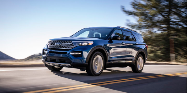 The 2020 Explorer enters its sixth generation with new safety technology, interior options, and...