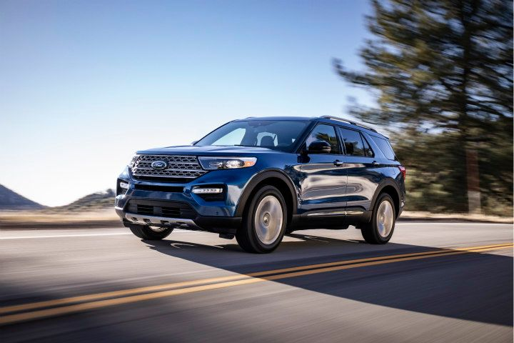 The 2020 Explorer enters its sixth generation with new safety technology, interior options, and reworked powertrains.