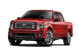 Ford Recalls 1.5M Vehicles, Including Older F-150s