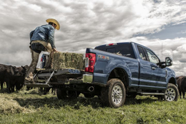 Ford Adds a Few Features to 2019 Super Duty Trucks