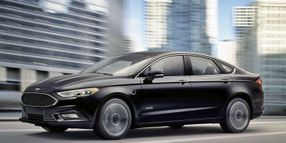 Ford Recalls 2019 Fusion Energi for Voltage Issue