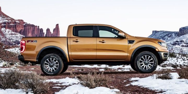 Ford is recalling its Ranger pickup for an HVAC blower defect.