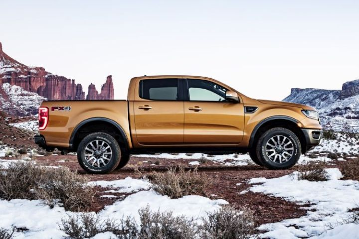 Ford Ranger Recalled for HVAC Blower Motor