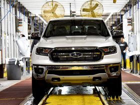 Ford Recalls Ranger Pickup for Seat Belt Issue