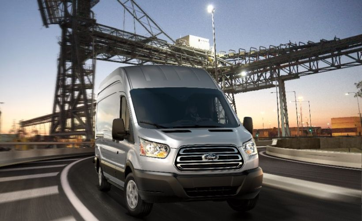 Ford is enhancing its 2019 Transit, including the T250 high-roof, long-wheelbase cargo van (shown).