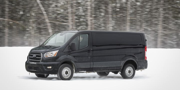 Ford's heavy update for the 2020 Transit includes all-wheel drive, two new engines, and a...