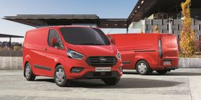 Ford, VW Form Commercial Vehicle Alliance