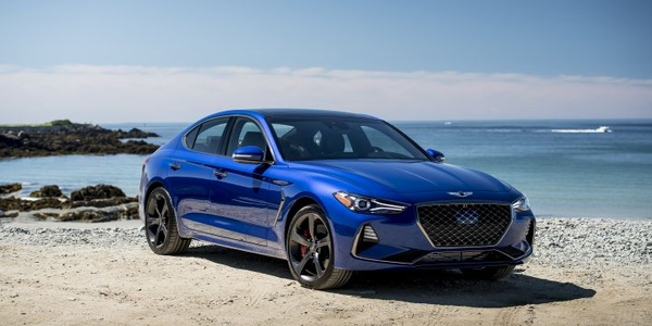 Genesis was the top brand for the second consecutive year in J.D. Power's 2019 Initial Quality...