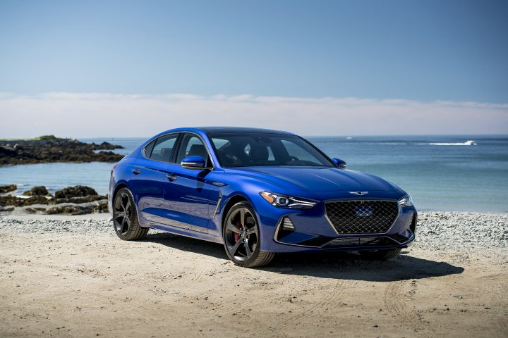 Genesis was the top brand for the second consecutive year in J.D. Power's 2019 Initial Quality Study.  - Photo courtesy of Genesis.