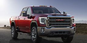 2020 GMC Sierra HD Can Now Tow 30,000 Pounds