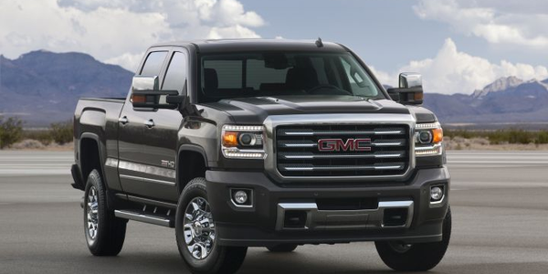 GMC's 2016 Sierra HD retained the most value among large pickups after three years of ownership,...