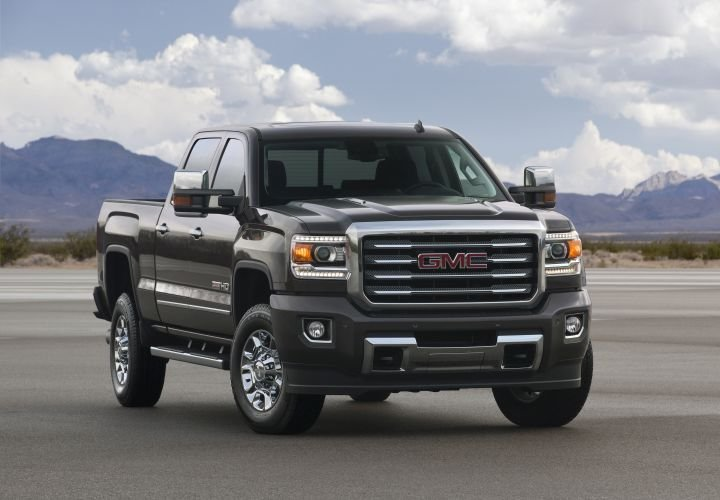 GMC's 2016 Sierra HD retained the most value among large pickups after three years of ownership, according to J.D. Power.  - Photo courtesy of GM.