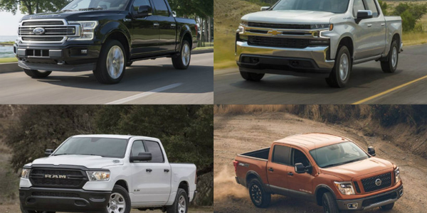 Sales of trucks, vans, and SUVs continue to drive robust sales to commercial fleets.