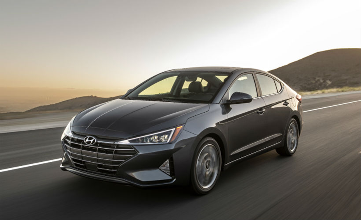 The 2019 Elantra adds new advanced driver assistance and safety features on the compact car.